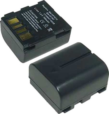 Replacement for JVC BN-VF707U Camcorder Battery(Li-ion 700mAh)