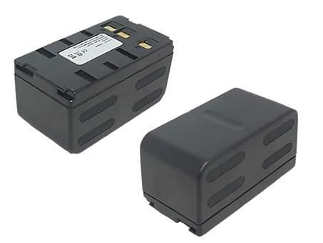 Replacement for JVC BN-V11U Camcorder Battery(Ni-Cd 1800mAh)