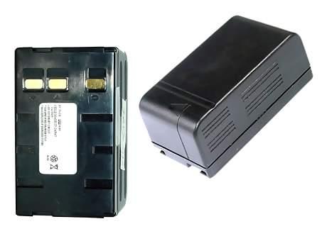 Replacement for JVC BN-V11U Camcorder Battery(Ni-Cd 2600mAh)