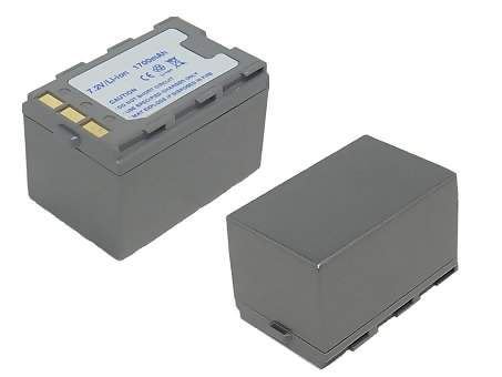 Replacement for JVC BN-V306 Camcorder Battery(Li-ion 1700mAh)
