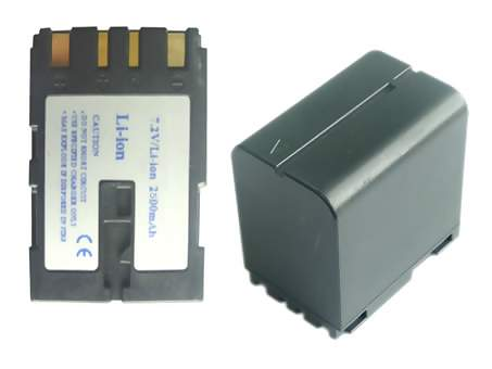 Replacement for JVC BN-V408 Camcorder Battery(Li-ion 3000mAh)