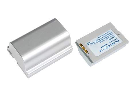 Replacement Camcorder Battery for JVC BN-V107(Li-ion 1850mAh)
