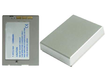 Replacement for JVC BN-V107 Camcorder Battery(Li-ion 1700mAh)