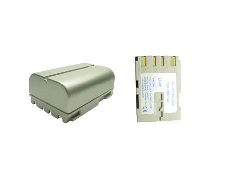 Replacement for JVC BN-V408 Camcorder Battery(Li-ion 1100mAh)