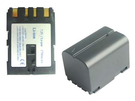 Replacement for JVC BN-V408 Camcorder Battery(Li-ion 2200mAh)