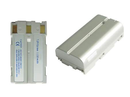 Replacement for JVC BN-V207 Camcorder Battery(Li-ion 1100mAh)