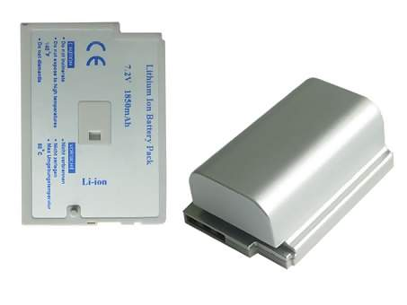 Replacement for JVC BN-V507 Camcorder Battery(Li-ion 1850mAh)