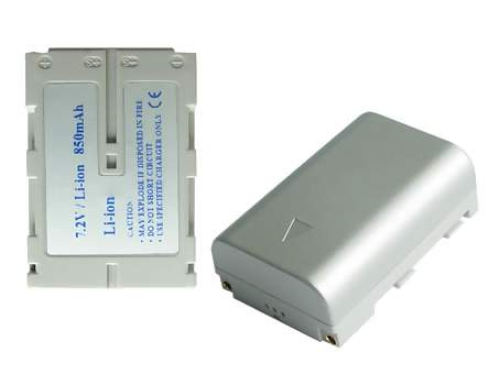 Replacement for JVC BN-V607 Camcorder Battery(Li-ion 1100mAh)