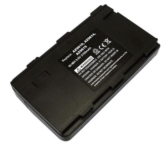 Replacement for PANASONIC AG-40U, MC-50, NV-MV1, Panasonic NV-M, NV-MC, NV-MS, PV Series Camcorder Battery