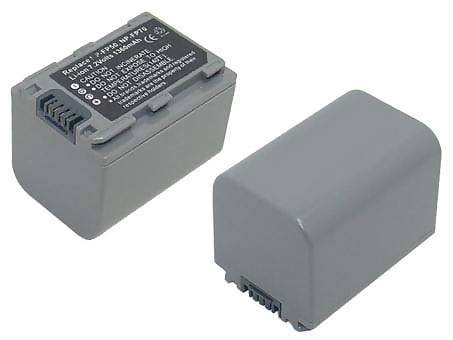 Replacement for SONY DCR-HC20 Camcorder Battery(Li-ion 1360mAh)