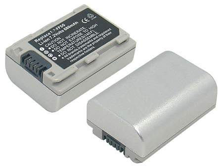 Replacement for SONY DCR-30 Camcorder Battery(Li-ion 680mAh)