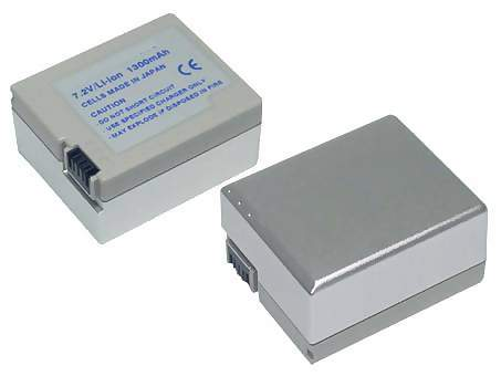 Replacement for SONY CCD-TRV118 Camcorder Battery(Li-ion 1300mAh)