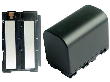 Replacement for SONY NP-FS10 Camcorder Battery(Li-ion 3000mAh)