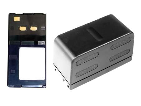 Replacement for SONY NP-55 Camcorder Battery(Ni-MH 4000mAh)