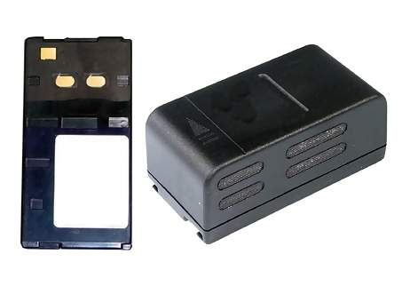 Replacement for SONY NP-55 Camcorder Battery(Ni-MH 4200mAh)