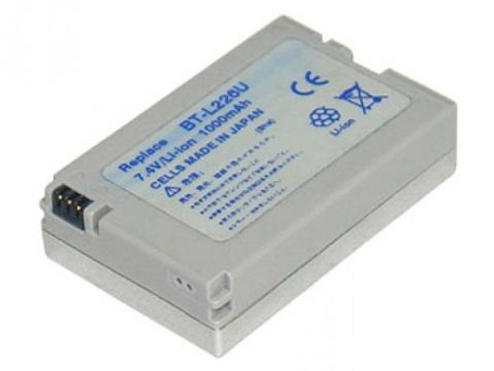 Replacement for SHARP BT-L226U Camcorder Battery(Li-ion 1100mAh)
