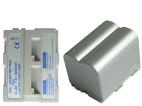 Replacement for SHARP BT-L221 Camcorder Battery(Li-ion 3000mAh)