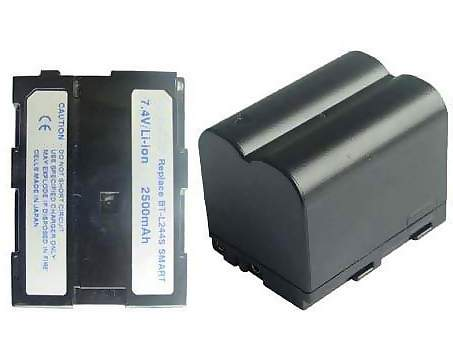 Replacement for SHARP BT-L244S Camcorder Battery(Li-ion 2500mAh)