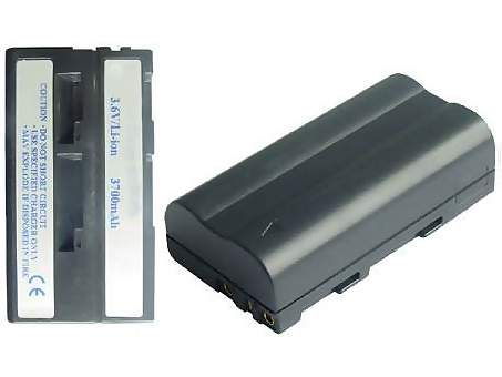 Replacement for SHARP BT-L31 Camcorder Battery(Li-ion 3700mAh)