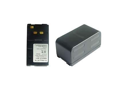 Replacement for SHARP BT-70 Camcorder Battery(Ni-MH 4000mAh)