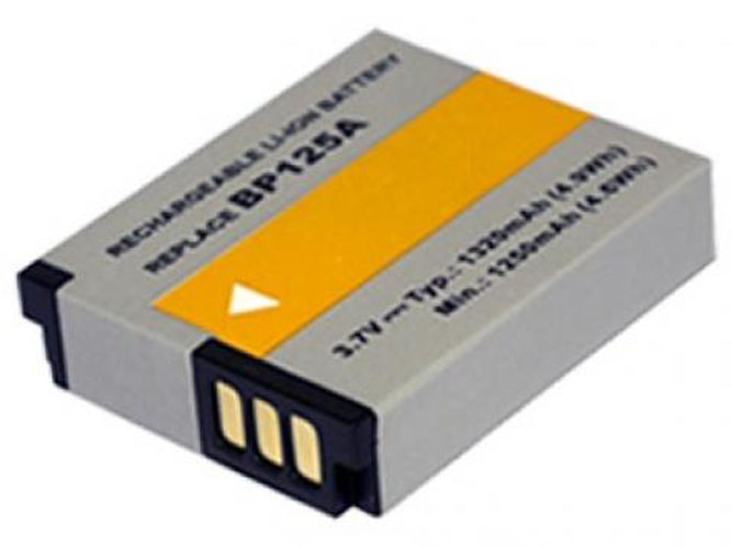 Replacement for SAMSUNG HMX-QF30WP/EDC, SAMSUNG HMX-M20, HMX-Q10, HMX-Q100, HMX-Q130, HMX-Q20, HMX-QF20, HMX-Q200, HMX-T10, HMX-T11 Series Camcorder Battery