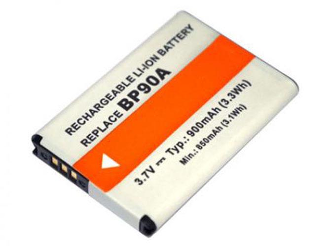 Replacement for SAMSUNG HMX-E10, HMX-E10BN, HMX-E10BP, HMX-E10BP/EDC, HMX-E10OP, HMX-E10OP/EDC, HMX-E10WP, HMX-E15BP, HMX-E15OP, HMX-E15WP, HMX-P100 Camcorder Battery