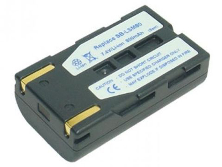 Replacement for SAMSUNG VP-D351 Camcorder Battery(Li-ion 800mAh)