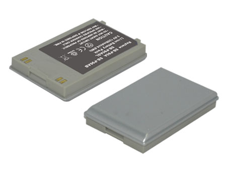 Replacement for SAMSUNG SB-P90A Camcorder Battery(Li-Polymer 1100mAh)