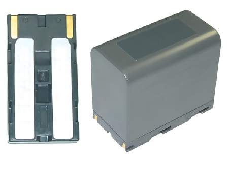 Replacement for SAMSUNG SB-L110A Camcorder Battery(Li-ion 5500mAh)