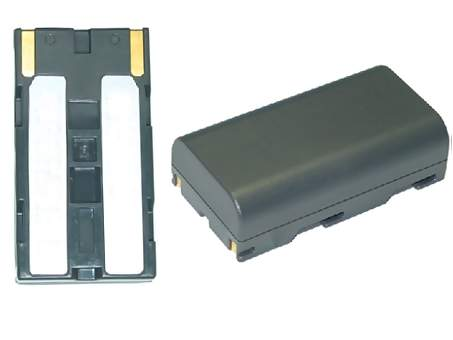 Replacement for SAMSUNG SB-L110A Camcorder Battery(Li-ion 1850mAh)