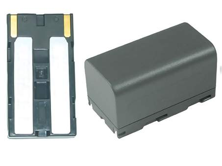 Replacement for SAMSUNG SB-L110A Camcorder Battery(Li-ion 3700mAh)