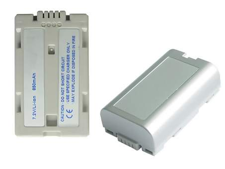Replacement for HITACHI DZ-BP14 Camcorder Battery(Li-ion 1100mAh)