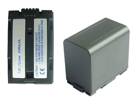 Replacement for HITACHI DZ-BP14 Camcorder Battery(Li-ion 3000mAh)