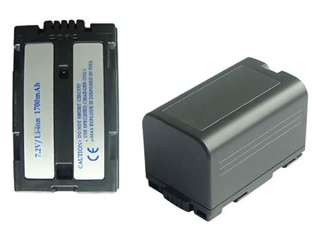 Replacement for HITACHI DZ-BP14 Camcorder Battery(Li-ion 2200mAh)