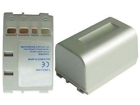 Replacement for PANASONIC CGR-V620 Camcorder Battery(Li-ion 3700mAh)