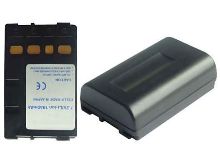 Replacement for PANASONIC CGR-V610 Camcorder Battery(Li-ion 1850mAh)