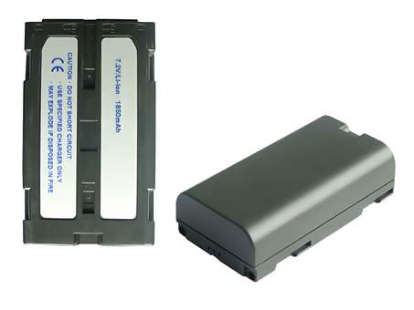 Replacement for HITACHI VM-BPL13 Camcorder Battery(Li-ion 1850mAh)