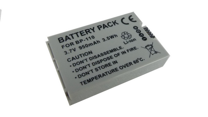 Replacement for CANON iVIS HF R21, Canon LEGRIA HF, VIXIA HF Series Camcorder Battery