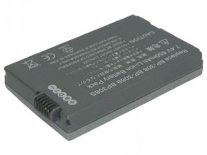 Replacement for CANON DC50, DC51, HR10, HV10, IXY DVM5, MVX4i, Optura 600 Camcorder Battery