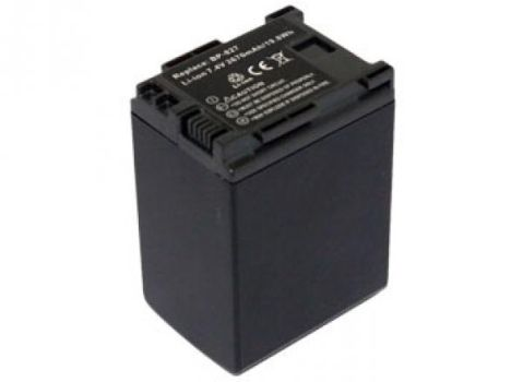 Replacement for CANON BP-809 Camcorder Battery(Li-ion 2670mAh)
