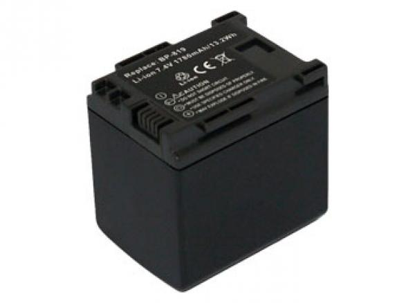 Replacement for CANON BP-809 Camcorder Battery(Li-ion 1780mAh)