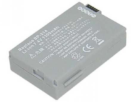 Replacement for CANON DC50 Camcorder Battery(Li-ion 1300mAh)