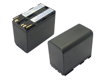 Replacement for CANON BP-911 Camcorder Battery(Li-ion 6600mAh)