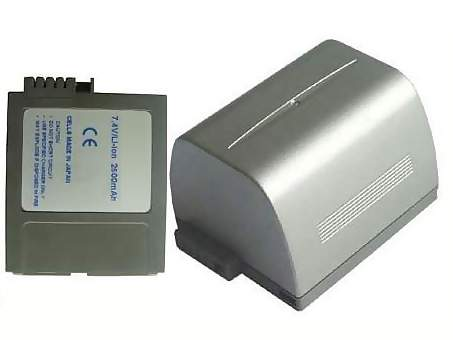 Replacement for CANON BP-406 Camcorder Battery(Li-ion 3000mAh)