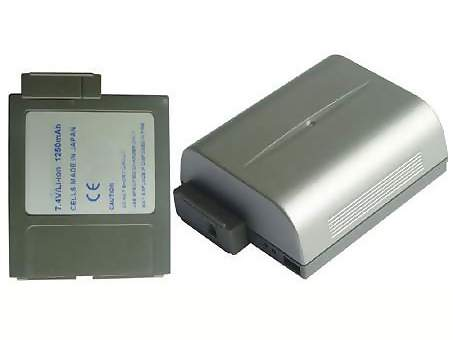 Replacement for CANON BP-406 Camcorder Battery(Li-ion 1500mAh)