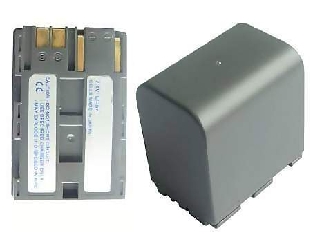 Replacement for CANON BP-511 Camcorder Battery(Li-ion 4500mAh)