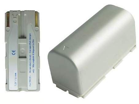 Replacement for CANON BP-617 Camcorder Battery(Li-ion 1850mAh)