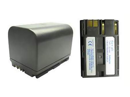 Replacement for CANON BP-511 Camcorder Battery(Li-ion 3000mAh)