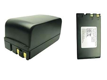 Replacement for CANON BP-711 Camcorder Battery(Ni-MH 4000mAh)