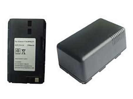 Replacement for HITACHI VM-BP63 Camcorder Battery(Ni-Cd 1800mAh)
